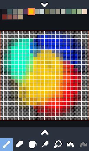 玩免費遊戲APP|下載Novix Pixel Editor app不用錢|硬是要APP