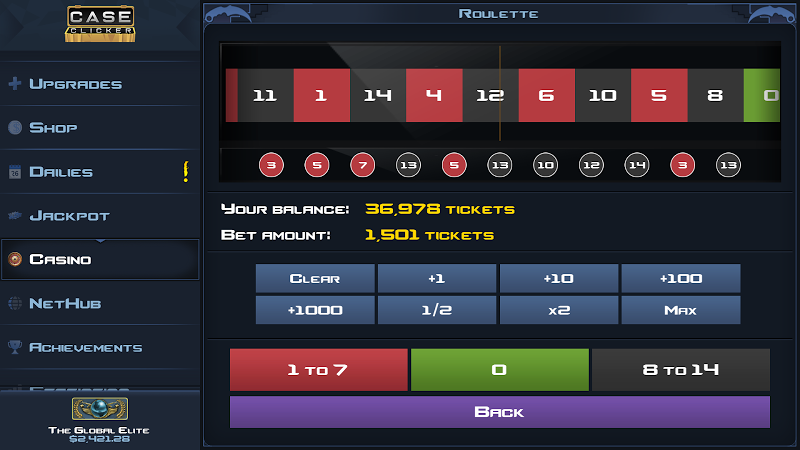 Case Clicker 2 - Market Update! Screenshot 10
