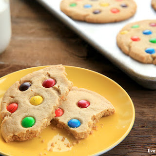 Monster Soft Pudding Cookies.