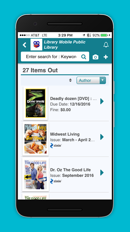 Auto-Graphics Library Mobile for VERSO- screenshot