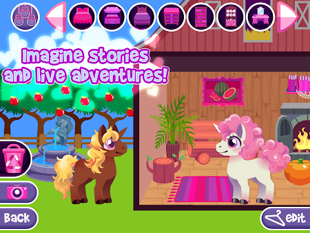 My Magic Castle - Pony House 1.0 screenshot 100617
