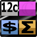 Financial RPN calculator icon