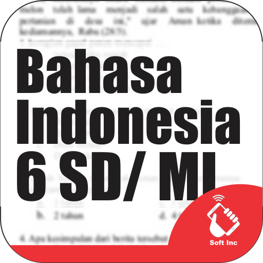 Kelas 6 SD Mapel Bahasa Indonesia