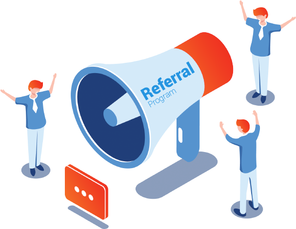 How to setup a referral system on a store