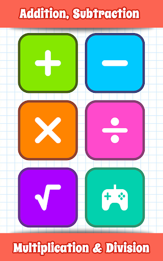 Math Games, Learn Add, Subtract, Multiply & Divide 9.1 screenshots 10