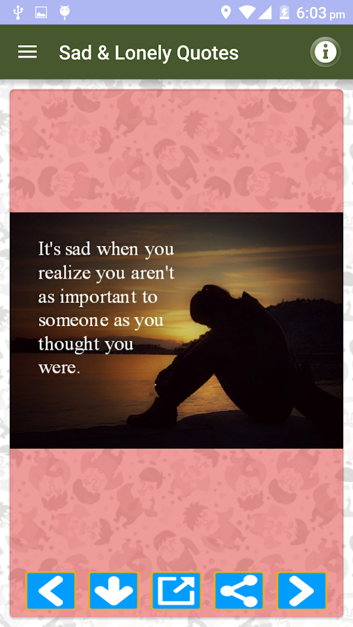 Sad Lonely Painful & Hurt Love - Android Apps on Google Play