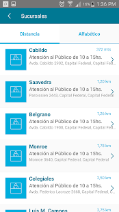 Banco Nación- screenshot thumbnail