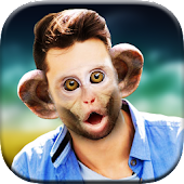 Tải Game Snap Monkey Face Sticker