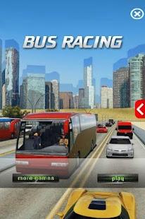 Bus Racing- screenshot thumbnail