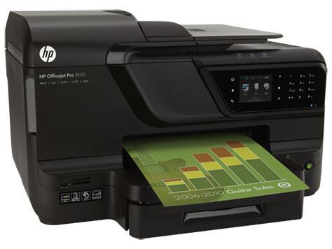 HP Officejet Pro 8600 Wireless e-All-In-One Printer w/ ePr… | Flickr