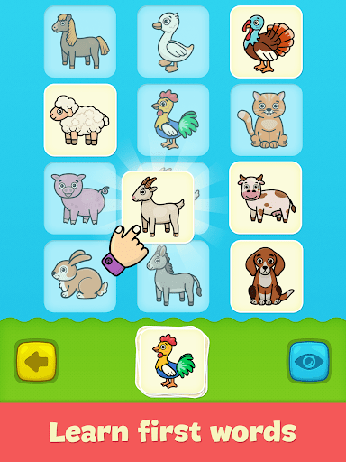 Baby flash cards for toddlers 1.7 Screenshots 11