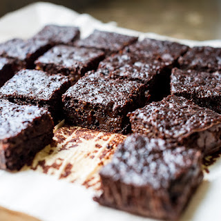 Zucchini Banana Brownies Recipe