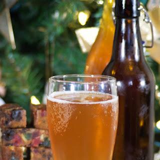 Christmas Cake Cider aka Fruit Cake Cider.