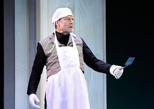 Photo: Wien/ Theater in der Josefstadt: DER GOCKEL von Georges Feydeau. Inszenierung: Josef E. Köpplinger. Premiere 19.11.2015. Alexander Strobele. Copyright: Barbara Zeininger