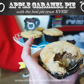 Apple Caramel Pie Filling