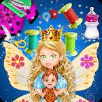 Fairy Newborn Baby Games Icon