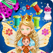 Fairy Newborn Baby Games
