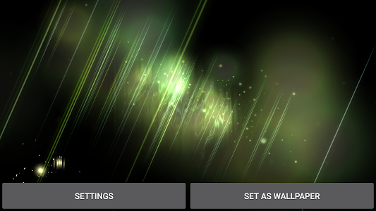 3D Abstract Parallax  LWP screenshot 9