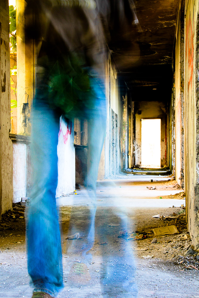 Haunted di Simona Ranieri