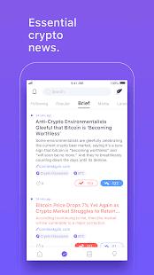 Coin Club - Bitcoin,BTC,ETH,EOS,Cryptocurrency,ICO Screenshot