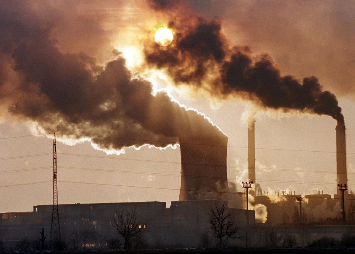 La calefacción a gas es el contaminante más preocupante del Reino Unido