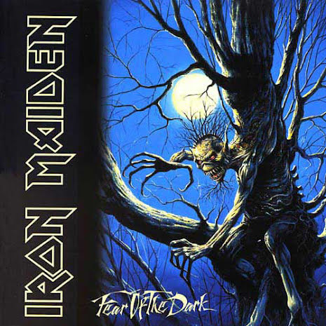CD - Fear Of The Dark