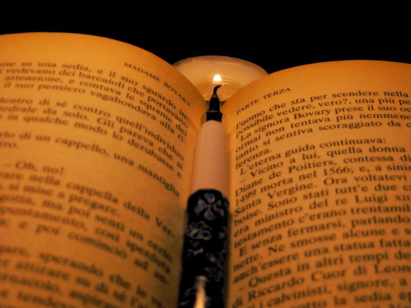 Scrivere con la luce di SalvoJohn