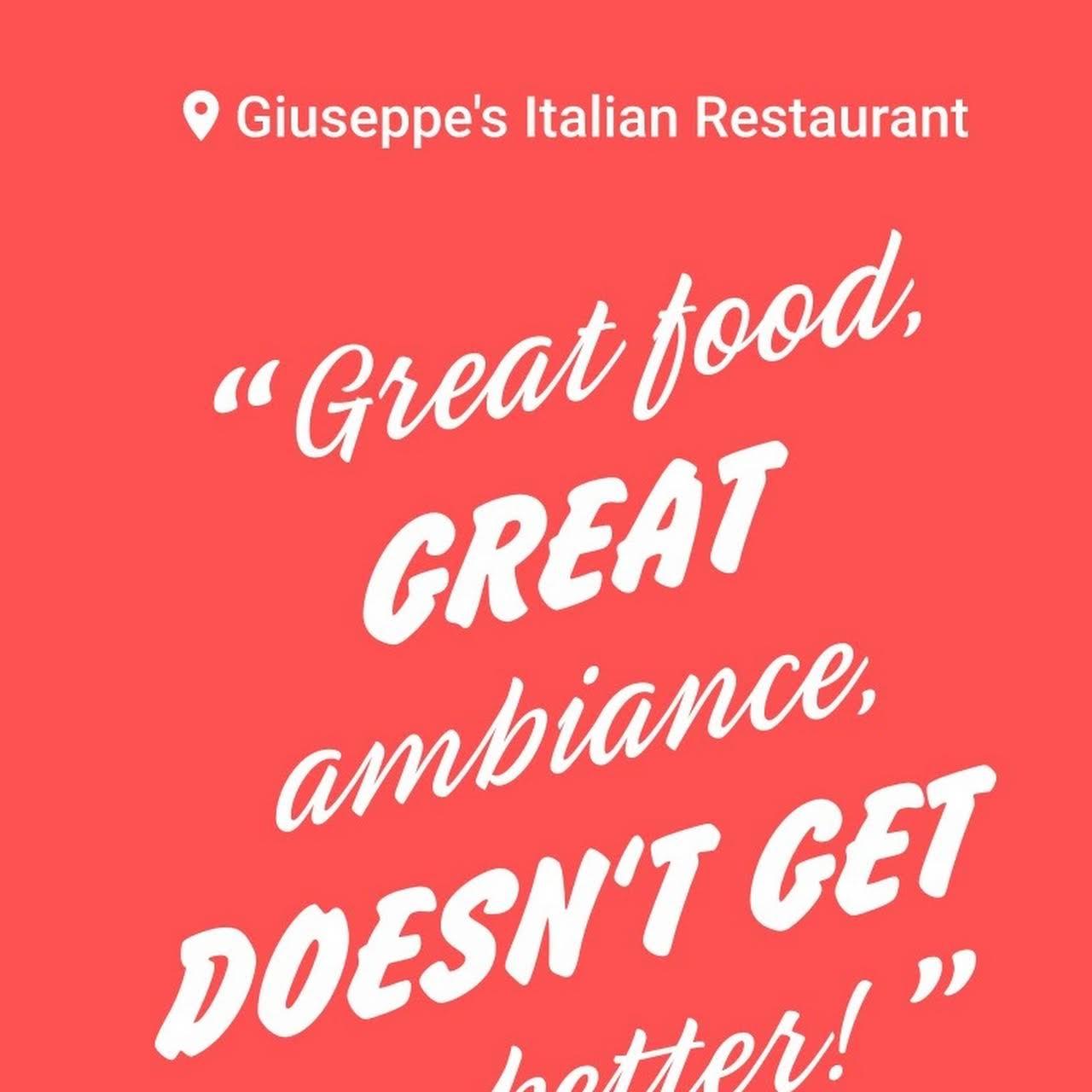 Fina S Giuseppes Italiano Restaurant In Hesperia Buffet Style