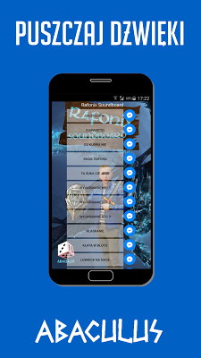 Rafonix Soundboard - screenshot