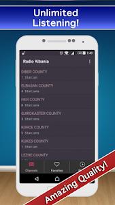 📻 Albania Radio FM & AM Live! screenshot 0