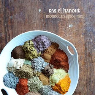 Ras el Hanout {Moroccan Spice Mix}.