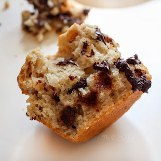 Kid-Friendly Chocolate Chip Muffins