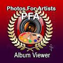 PFA Album Viewer icon