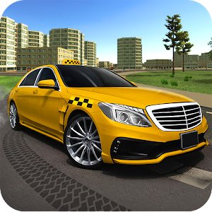 Drive Taxi E Class for PC and MAC