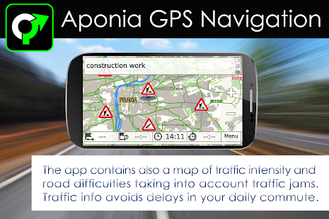GPS Navigation & Map by Aponia- screenshot thumbnail