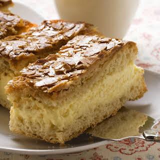 Bee Sting Cake (Bienenstich).