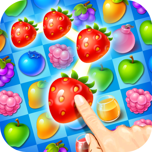 Fruit Splash Pop 休閒 App LOGO-硬是要APP