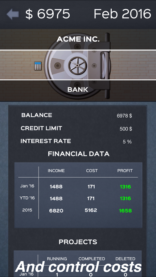 Business Inc.- screenshot