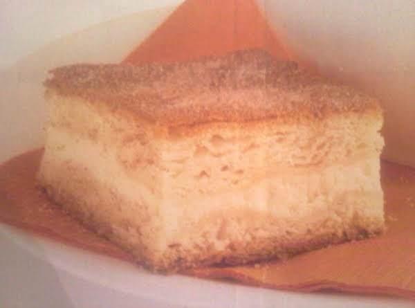 Cream Cheese Cinnamon Squares Recipe