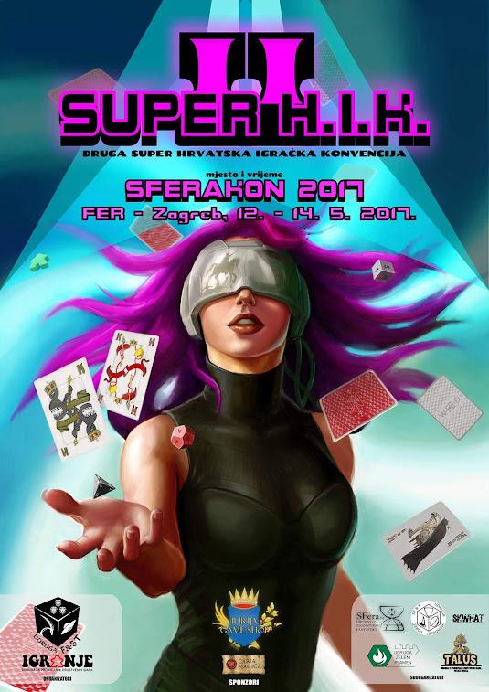 SuperH.I.K. II