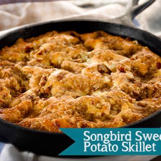 Songbird Sweet Potato Skillet