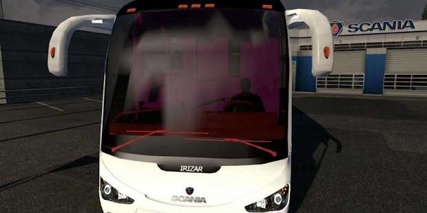 Real Bus Driving Simulator - náhled