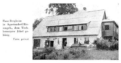 Photo: Agnetendorf, Haus Bergheim