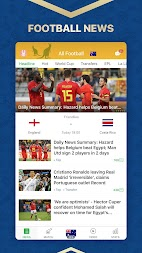 All Football - Latest News & Videos APK screenshot thumbnail 2