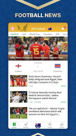 All Football - Latest News & Videos 2.9.9 screenshot 2092887