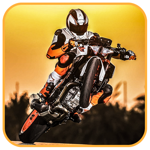 Motor Bike Attack Game: Race and Shoot