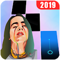 Piano Tiles: Billie Eilish icon