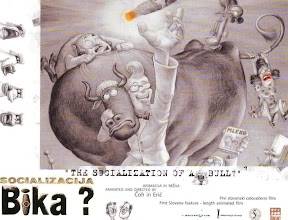 Photo: Zvonko Čoh in Milan Erič: Socializacija bika? (1998)