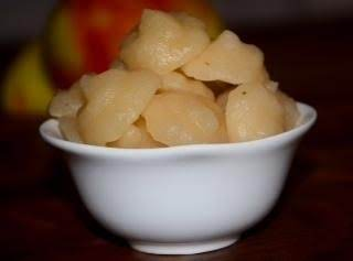 Frozen Applesauce Drops