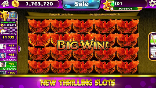Jackpot Party Casino Games: Spin FREE Casino Slots screenshot 21